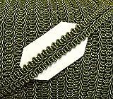 Posamentenborte oliv 12 mm