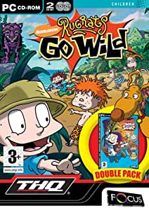 Rugrats Go Wild Double Pack Pc Rugrats Go Wild Amazon