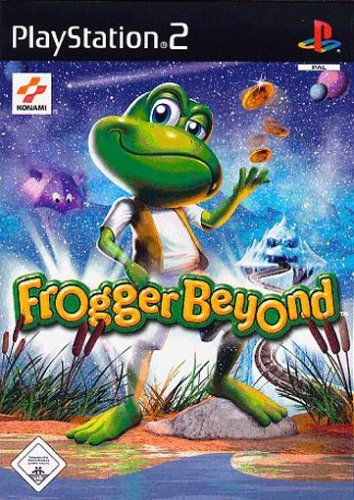 Frogger Beyond (Frogger Playstation)