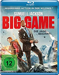 Big Game - Die Jagd beginnt! [Blu-ray]