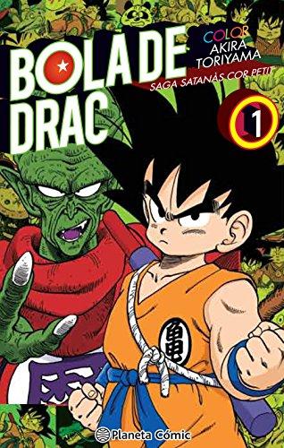 Bola de Drac Color Cor Petit n 01/04 (Manga Shonen)