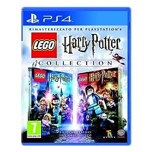 Warner Bros Ps4 Lego Harry Potter: Anni 1-7 - Classics - Playstation 4  LEGO