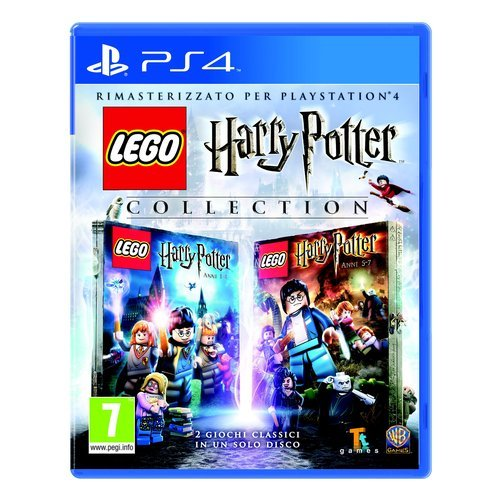 Warner Lego Harry Potter Collection