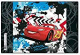 Schreibtischunterlage Cars 60 cm * 40 cm PVC Lightning Mc Queen