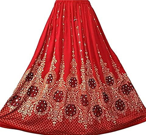 New Design Beautiful Ladies Indian Boho Hippie Gypsy Long Sequin