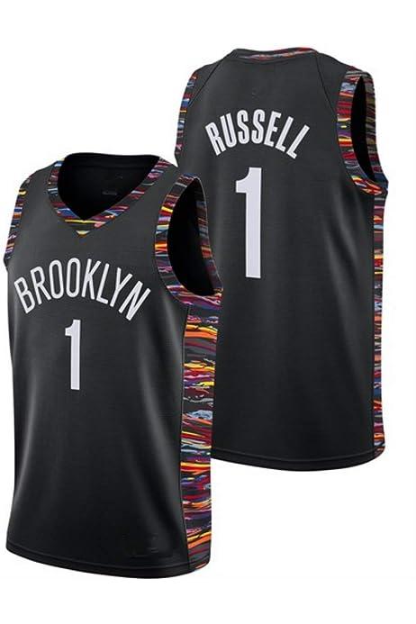 SansFin DAngelo Russell, Camiseta de Baloncesto, Net, City ...