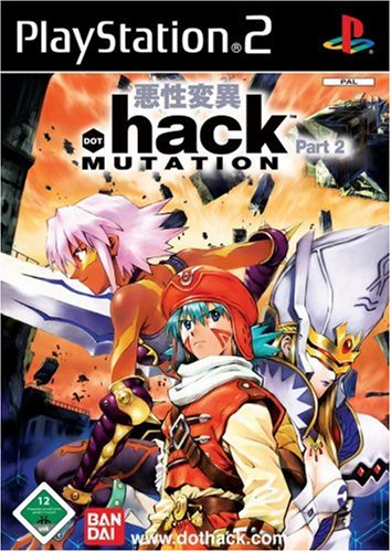 DOT Hack Mutation part 2 [FR Import] (Games Dot Hack Video)