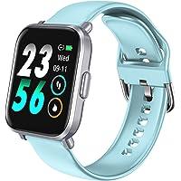HolyHigh Smartwatch Fitness Tracker con Touchscreen a Colori Orologio Fitness con…