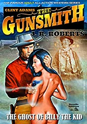 Giant Gunsmith 8: The Ghost of Billy the Kid (A Gunsmith Western)