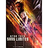 STAR TREK oltre Movie Poster 47x 63in.-2016-Justin Lin, Anton Yelchin