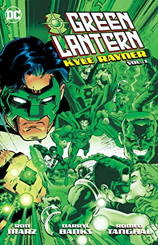 Rayner Vol. 1 (Green Lantern-halloween)