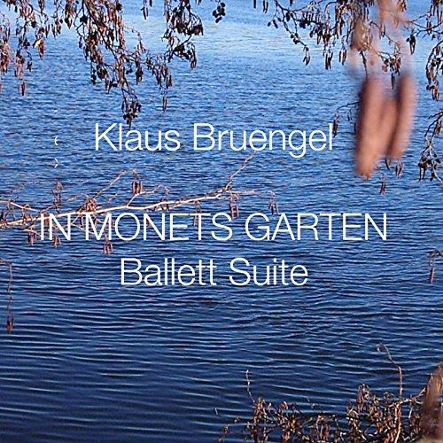 In Monets Garten: Die Froschfamilie bricht zum Picknick auf