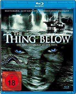 The Thing Below - Das Grauen lauert in der Tiefe (Blu-ray)