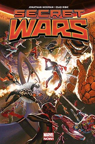 Secret Wars par Jonathan Hickman