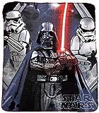 Star Wars Decke Vader Lightsaber Unica rot