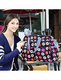 Charcoal : Baby Maternity Bag Nappy Diaper Women Bag Shoulder Fashion High Quality Maternity Bag Baby Mummy Handbag...