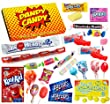 American Sweets & Candy Gift Box - The Perfect Affordable Gift For Any Occasion - Letterbox Friendly Gift Box Great Stocking Filler