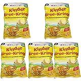 Hipp Kinder Hirse-Kringel, 5er Pack (5 x 30 g) - Bio