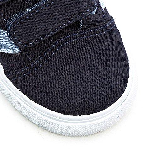 VANS Chaussures Enfants - T Old Skool V - dress blues captains blue (t c)drssblus/c