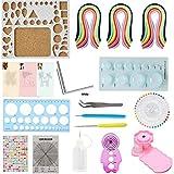 Papier pour quilling kit & Lot de 17pcs/lot 780Feuilles de papier DIY Outil...