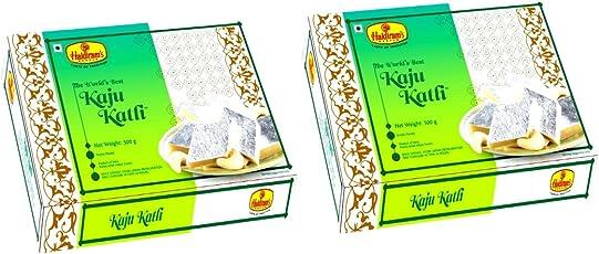 Haldirams Nagpur Kaju Katli - Pack of 2