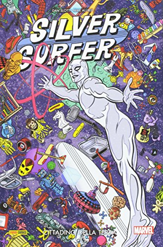 Cittadino della terra. Silver Surfer: 1