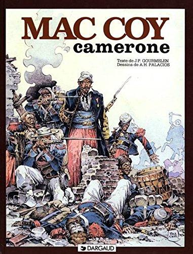 Mac Coy, tome 11 : Camerone