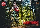 Mountainbike Action (Wandkalender 2018 DIN A3 quer): Action quer durch den Wald (Geburtstagskalender, 14 Seiten ) (CALVENDO Sport) [Kalender] [Apr 01, 2017] Meutzner, Dirk