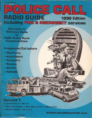 radio-shack-police-call-radio-guide-1990-edition-volume-1