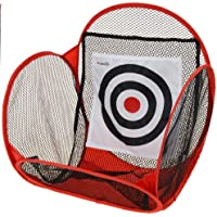 ProAdvanced ProChipping Net - Red de práctica para golf, color rojo/negro, talla UK: n/a