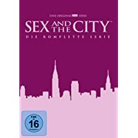 Sex and the City - Die komplette Serie [17 DVDs]