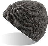 Wind Mütze One Size Uni Grau