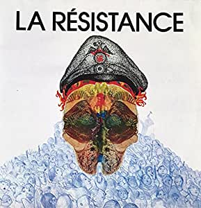 2 Disques Vinyle LP 33 Tours - Le Chant du Monde LDX 74734/35 : LA RÉSISTANCE : Paul Éluard, Aragon, Jean Martin, Jean Vilar, Laurent Terzieff, De Gaulle, Churchill, Staline, Roosevelt .