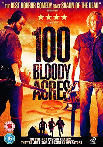 100 Bloody Acres [DVD] by Damon Herriman