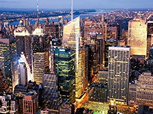 Ravensburger Midtown Manhattan, NYC Jigsaw Puzzle (1500 Pieces)