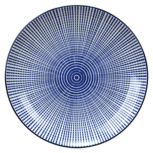 (Bia Tao Teller, blau, 4Stück)