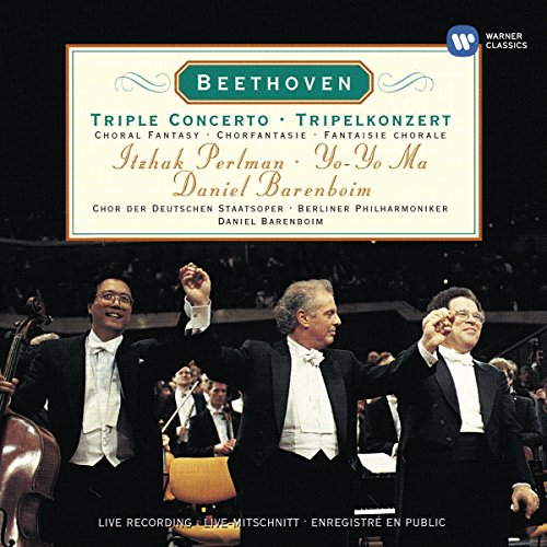 BEETHOVEN - Triple concerto - Fantaisie chorale