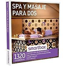 SMARTBOX - Caja Regalo -SPA Y MASAJE PARA DOS - 1320 experiencias como spas, balnearios, circuitos termales o masajes orientales