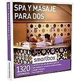 SMARTBOX - Caja Regalo -SPA Y MASAJE PARA DOS - 1320 experiencias como spas,...