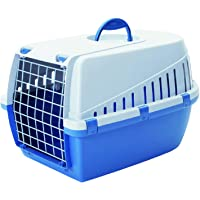 Saivc Zephos 1 Pet Carrier, 19 x 13 x 12 inch, Travel Transport Carrier for Small Dogs and Cats Weighing up to 7 kg…