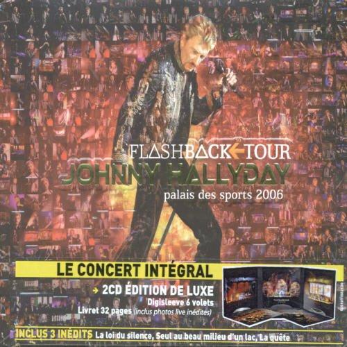 Flashback tour - Edition digisleeve (Coffret 2 CD)