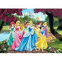 Diseño AG 0711 FTDm papel pintado para pared-partes para pared fotomurales de princesa Disney