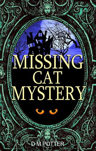Missing Cat Mystery (You Say Which Way) (English Edition)