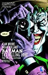 Launched with stark, THE KILLING JOKE is Alan Moore's fantastic reflection on the razor-thin line amongst rational sanity and craziness, boldness and villainy, drama and tragedy.   As per the grinning engine of franticness and mayhem known as The Jo...