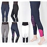Pfiff 102455 Cilia - Pantalones de equitación para mujer
