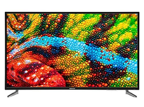 MEDION P14900 123,2 cm (49 Zoll UHD) Fernseher (4K, Triple Tuner, DVB-T2 HD, PVR, USB, HDMI, CI+, Mediaplayer)