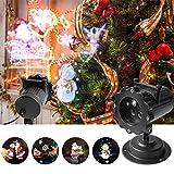 Luci Natalizie Illuminazione a LED ad Alta Luminosità per Halloween / Feste/ Compleanno / Decorazione di Eventi illuminazione internI ed Esterni Impermeabile- 4 Slides
