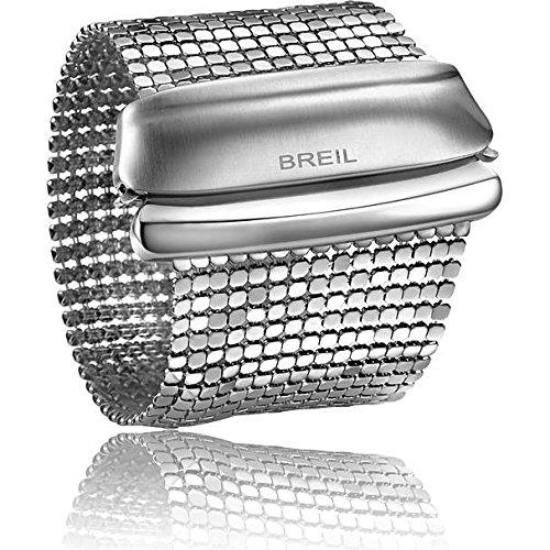 Breil TJ1266 - Bracciale da donna, acciaio inossidabile, 180 mm