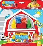 Block-Crayon-6006-Malbuch-Bauernhof
