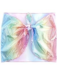Paréo enfant multicolore brillant Rainbow